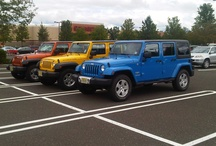 Jeep Crazy / Yeah, I've got a thing for Jeeps!!!