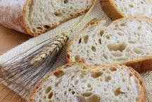 Pane / Pane con utilizzo di lievito madre