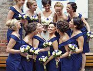WEDDING - BRIDESMAID & FLOWER GIRL