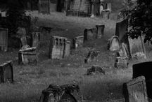Cemeteries and Graveyards / by Rene' Bennett