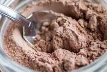 Hot cocoa mixes