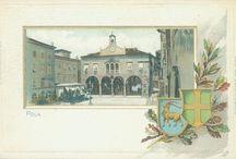 Pula – stare razglednice iz fonda Grafičke zbirke NSK / Stare razglednice Pule iz fonda Grafičke zbirke Nacionalne i sveučilišne knjižnice u Zagrebu.