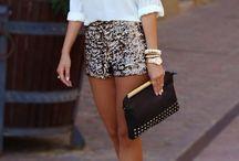 Shorts onça