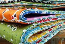 Easy quilt binding.
