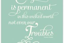 Words to Remember / quotes