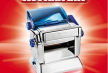 Imperia Restaurant / Macchine semi professionali per la pasta.