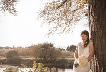 Wedding Floristry / Bespoke Wedding Floristry & Bridal Bouquets by XOXO Florist Aberdeen