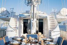 event design // tying the knot / nautical themed wedding