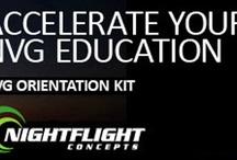 Night Flight Concepts Webinars