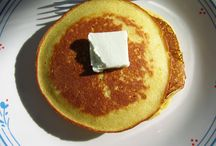 Gluten Free Pancakes and Waffles / by Skinny GF Chef