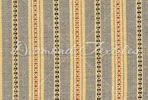 Homespun Fabrics / beautiful homespun fabric swatches