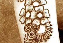 Henna tattoos I like