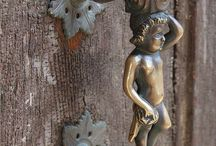 Door knockers / by Goldilocks Designs LLC