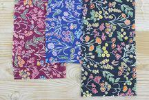 Dress + Fabric match / Matching fabric, dress & patterns for CJ