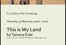 This Is My Land | Film screening / Film Screening followed by Q&A  This is My Land by Tamara Erde 2014 – 90 min – Arabic & Hebrew with English sub  Thursday 14th May 2015, 19:00 – 21:00