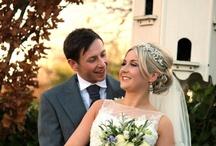 Autumn wedding by Sarah e booker photography / The perfect autumn colours x