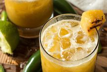 chilli &pineapple margarita