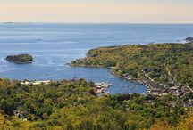 Scenes from Camden, Maine / Local scenic shots of picturesque Camden, Maine.