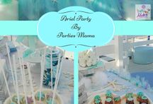 Marmeid Party / Ariel Party By Parties Mama
