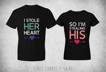T-shirt idea's