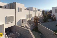 Promoción NOW - Granada / ¿Alguna vea has soñado con tener una casa de diseño? ¡Ahora puede ser tuya! La Promoción Now es un proyecto formado por 8 casas adosadas ubicadas en una de las zonas de expansión de Granada. ¡El lugar perfecto para vivir!