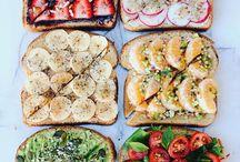 Самый вкусный бутерброд / #sandwich
