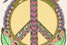 hippy art