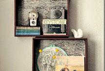 Old drawer / stara szuflada