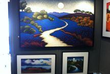 Brookside art fair.