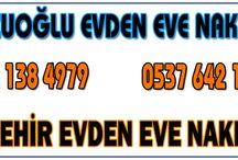 İstanbul Evden Eve Nakliyat Firmaları