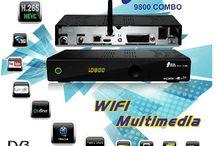 Productos tienda Eléctrica Isleña / Receptores satélites para ver televisión de calidad.