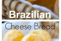 Brazilian cheese bread / Party food