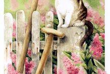 Kissat ja kukat 2