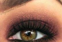 Oh my make up