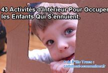 Enfants activités
