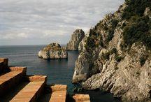 Co.Ro. goes to Capri <3