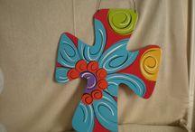 Crosses / by Tisha Moses
