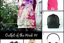 Outfit of the Week / 1 week / 1 outfit. Find out the best selection of products each week on PUREnCHIC