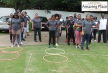 Mercantile Bank Boeresports Team Building Event