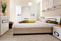Bedroom I Jasne meble
