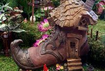 Sienna's Fairy Garden