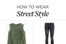 Уличные стили