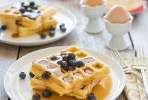 Brilliant Breakfasts / Grain-free, gluten-free, paleo breakfast ideas