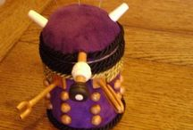 Doctor Who crazy fun / by Colleen Yarnell