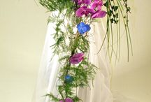 Bridal Bouquets / Gorgeous bespoke bridal bouquets tailored to you.