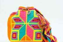 kleuren mochilla tas