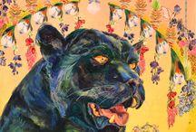 Animals in Art / by Navillus Gallery