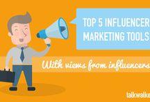 SOCIAL: Influencer Marketing & Outreach