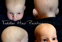 Rooting hair
