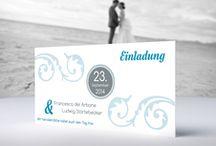 Hochzeitskarten 2013